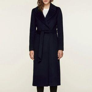 Soia & Kyo Adelaida navy blue coat size M